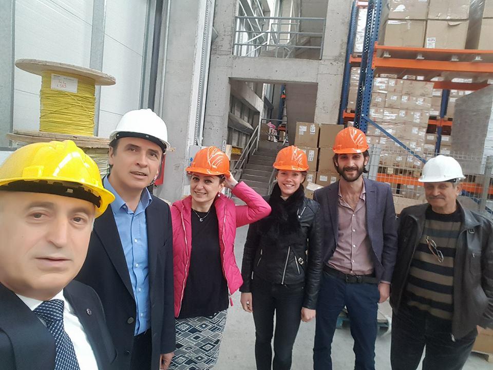 Yasemen ÇALIŞKAN Anadolu Organize Sanayi Bölgesi-2017